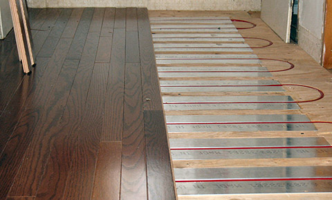 Radiant Floor Heating Systems And Options